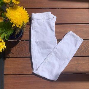 H&M White Skinny Jeans NWOT